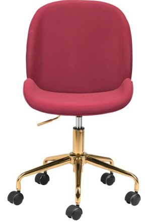 Miles Office Chair Red