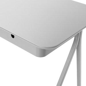 Key Desk Light Gray
