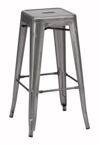 Marius Bar Stool Gunmetal