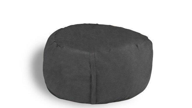 Metro Saxx 5' Bean Bag Charcoal