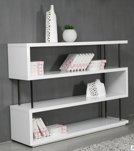 Modrest Stage 3 Wall Unit White