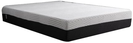 "Sleepy's Curve Plush 12"" Memory Foam Queen Mattress"