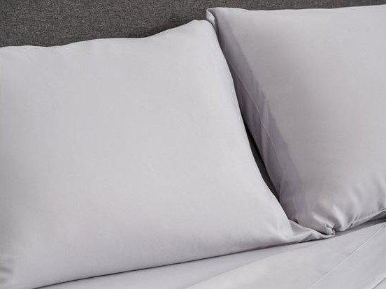 Sleepy's Basic 4-Piece Queen Sheet Set Gray