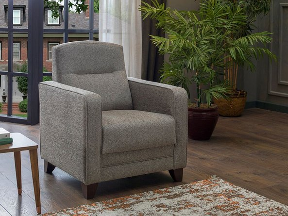 Dearborn Chair Aristo Light Brown