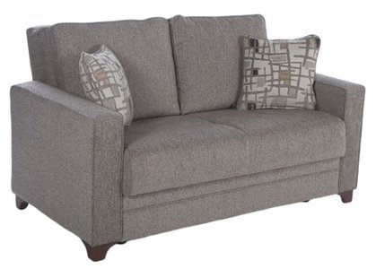 Dearborn Loveseat Aristo Light Brown