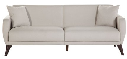 Flexy Sleeper Sofa Beige