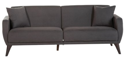 Flexy Sleeper Sofa Charcoal