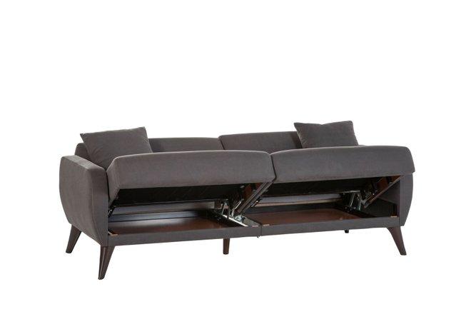 Flexy Sleeper Sofa Charcoal