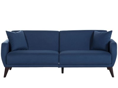 Flexy Sleeper Sofa Indigo Blue