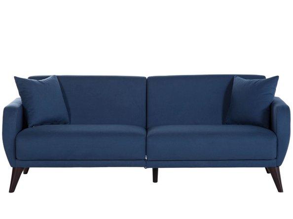 Flexy Sleeper Sofa Indigo Blue