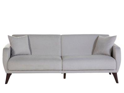 Flexy Sofa Light Gray