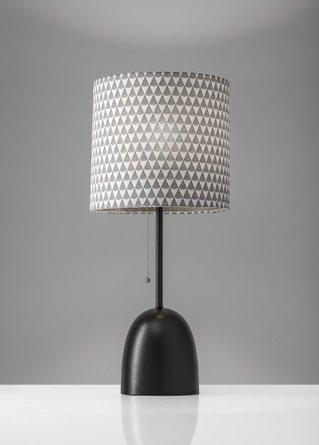 Lola Table Lamp Black