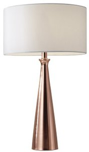 Linda Table Lamp Copper