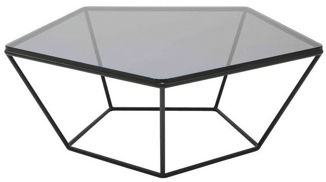 Gower Modern Coffee Table Gray