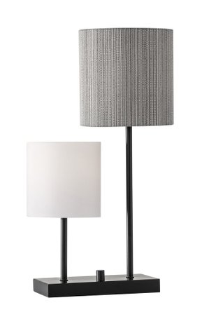 Aubrey Table Lamp Black