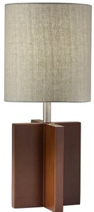 Marcus Table Lamp Walnut