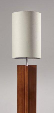 Marcus Floor Lamp Walnut