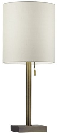 Liam Table Lamp Brass