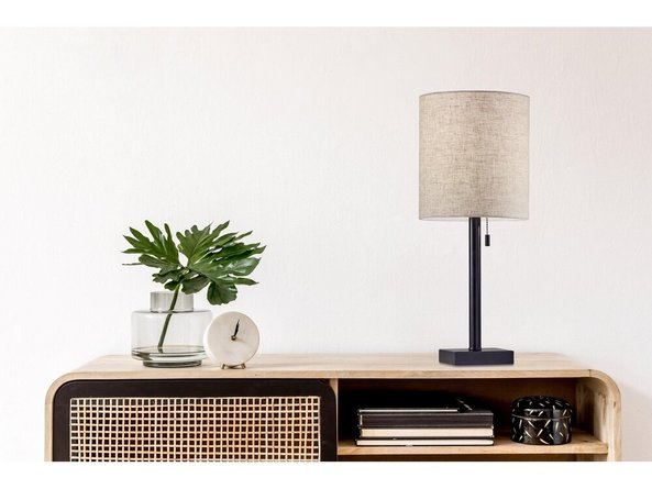Liam Table Lamp Bronze