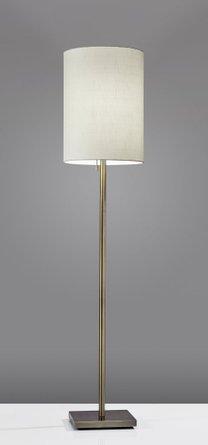 Liam Floor Lamp Brass