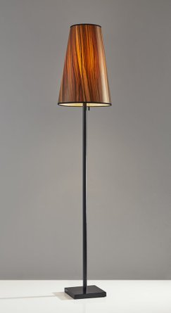 Ava Floor Lamp Black