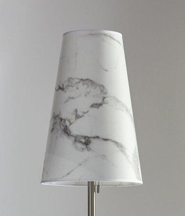 Ava Floor Lamp Brushed Steel