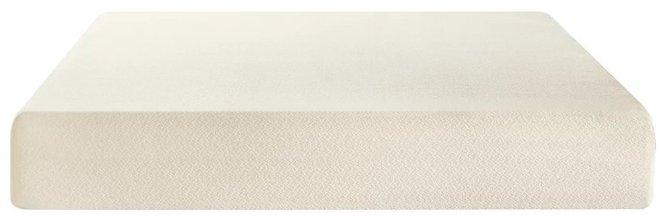 """Memory Foam Queen Mattress 8"""" White"""