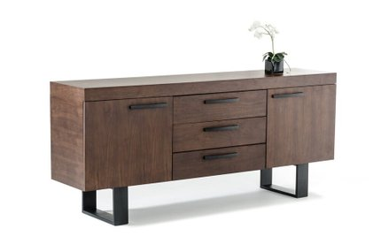 Modrest Lola Buffet Walnut