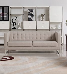 Divani Casa Dominic Sofa Gray