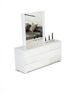 Modrest Ancona Italian Modern Dresser White