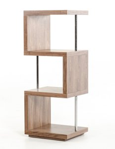 Modrest Stage 1 Modern Wall Unit Walnut