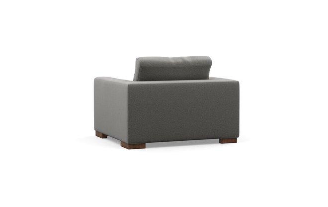 Interior Define Henry Accent Chair Heather