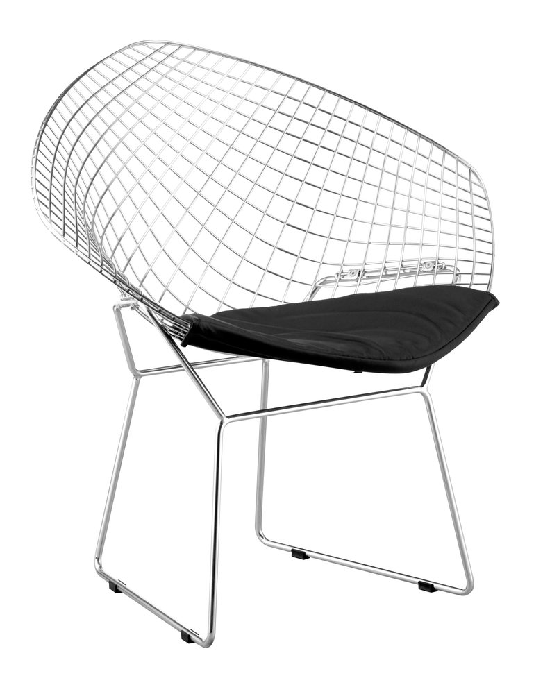 Net Dining Chair Black ( Set of 2 Units )