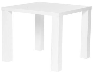 "Abby 36"" Square Dining table White"