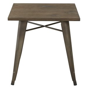 Modus Dining Table Gunmetal