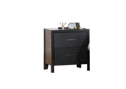 Grove Nightstand Black