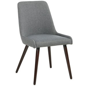 Mia Side Chair Dark Gray (Set of 2)