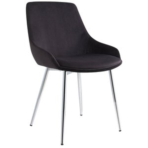Cassidy Side Chair Black (Set of 2)