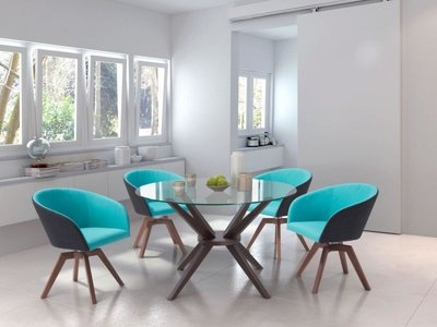 Eric Dining Room - 4 Seater