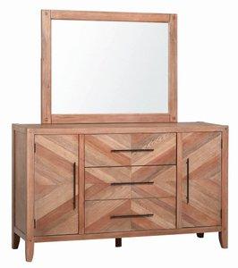 Auburn Dresser White-Washed Natural