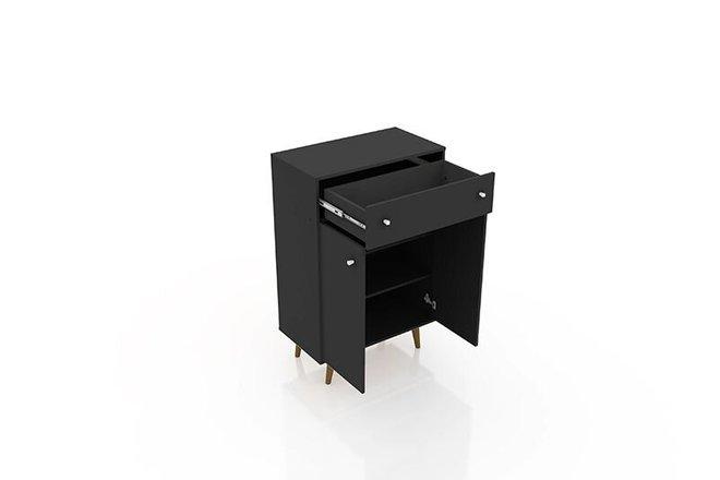 Liberty Storage Cabinet Black
