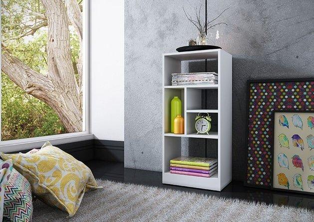 Valenca 2.0 Bookcase White