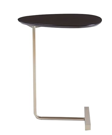 Charley C-Side Table Dark Mineral