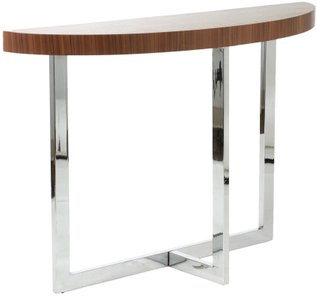 "Oliver 48"" Console Table Walnut"