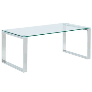 Zevon Coffee Table Silver