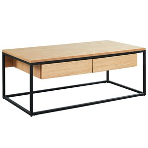 Lance Coffee Table Oak