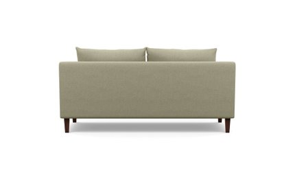 "Sloan Apartment Sofa 63"" Almond"