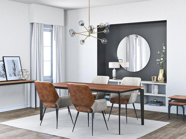 Cristy Dining Room - 4 Seater