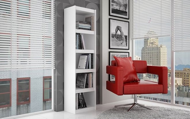 Parana Bookcase 2.0 White