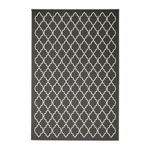 Herman Rug Dark Gray